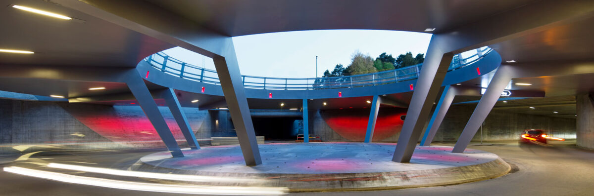 Täby C Roundabouts – Sweden