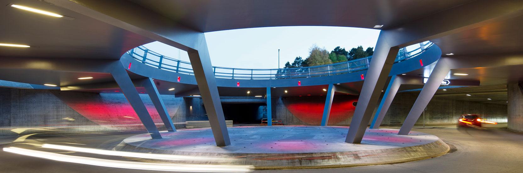 Täby C Roundabouts - Sweden