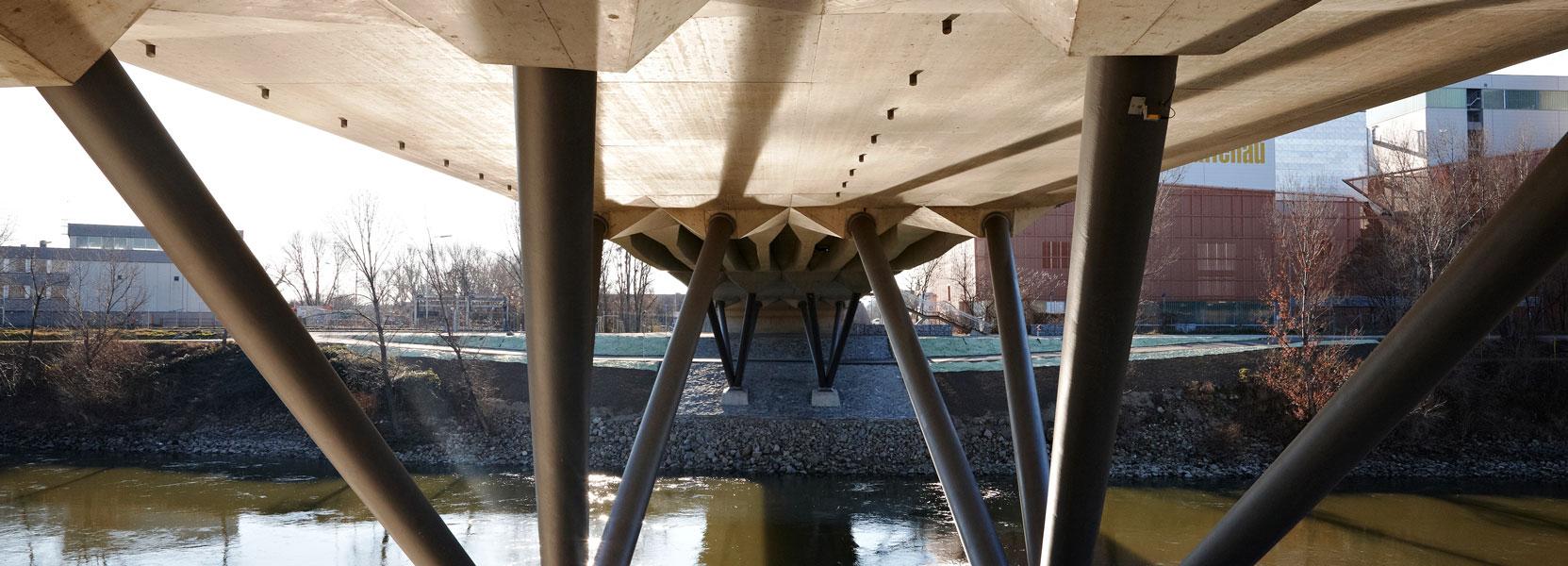 Seitenhafenbridge